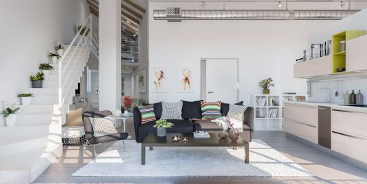 Malaga Centro – Two Bedroom Penthouse with Roof Terrace