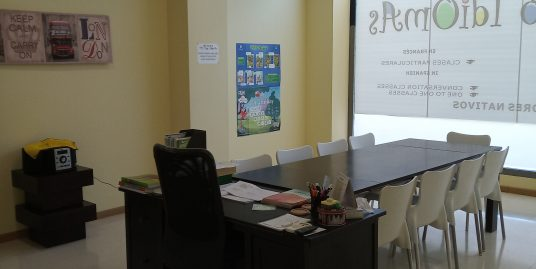 Meeting Room available for rent by the hour in Velez Malaga
