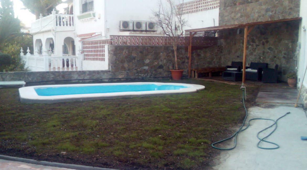 Benajarafe villa for sale