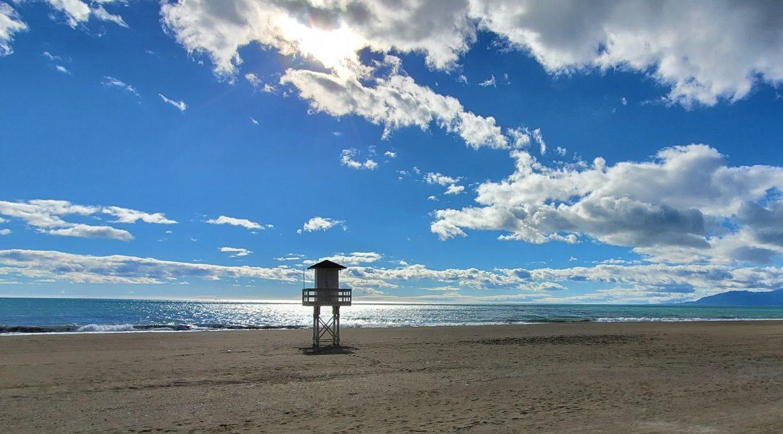 rincon de la victoria beach